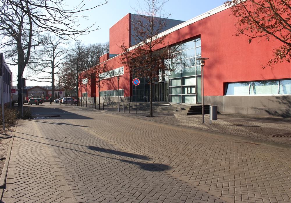 Stadthalle Gifhorn. Foto: Eva Sorembik