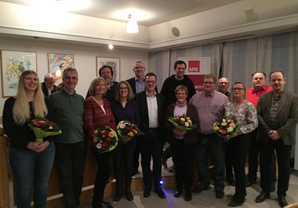 Der SPD- Stadtverband hat am Dienstag einen neuen Vorstand gewählt. Foto: Schröder