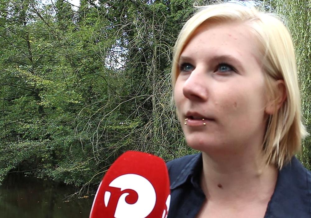 Imke Byl hat Zweifel an den Sicherheitsstandards der Erdöl- und Erdgasindustrie. Archivfoto: regionalHeute.de