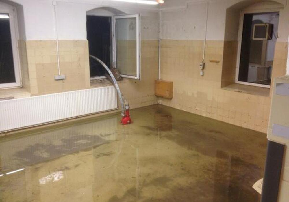 Durch das Hochwasser sind jede Menge Schäden entstanden. Nun kan durch Spenden geholfen werden. Symbolfoto: Werner Heise