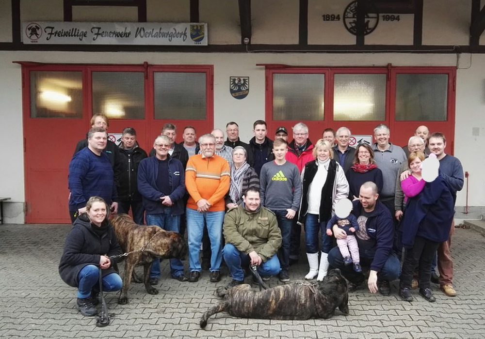 Braunkohlwanderung der Vereine Kyffhäuser, Tracktorenfreunde und Feuerwehr Werlaburgdorf. Foto: Jill Geske-Gloger