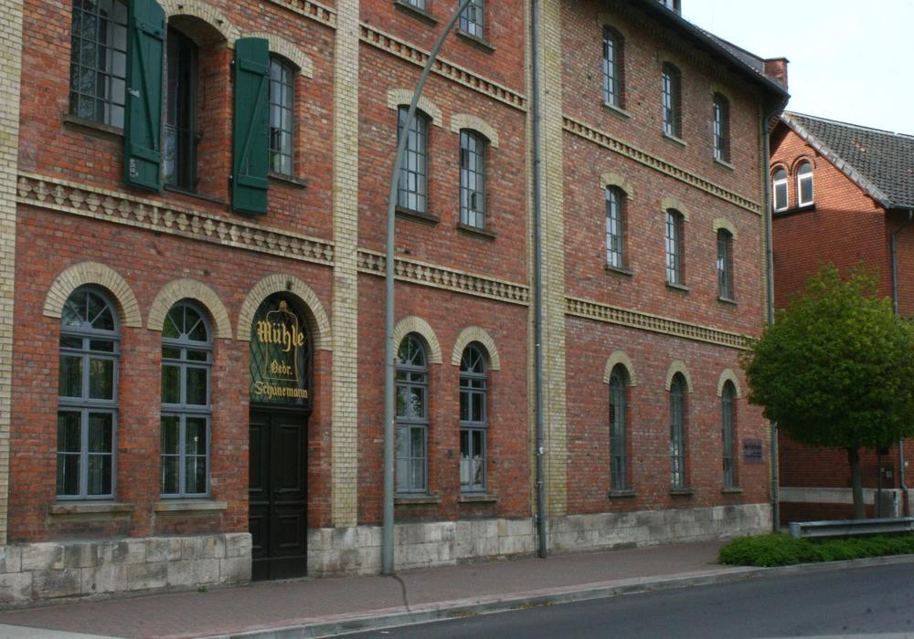 Die Schünemannsche Mühle. Foto Archiv/Anke Donner
