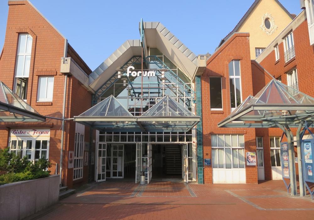 Das Peiner Forum ist die Heimat des Kulturrings. Foto: Kulturring