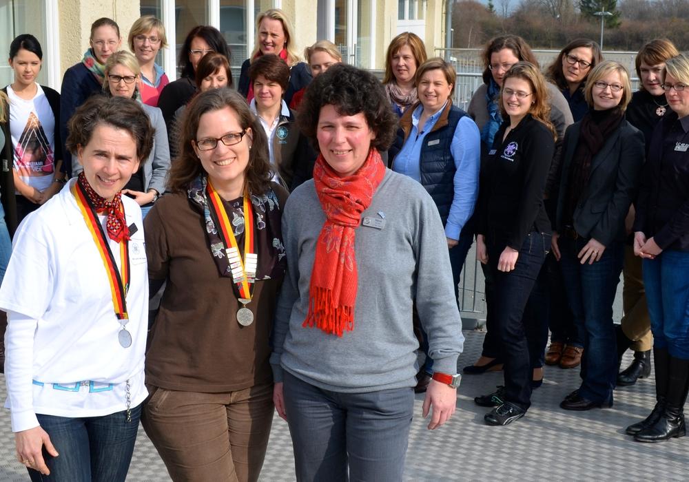 Ladies De Wolfenbüttel