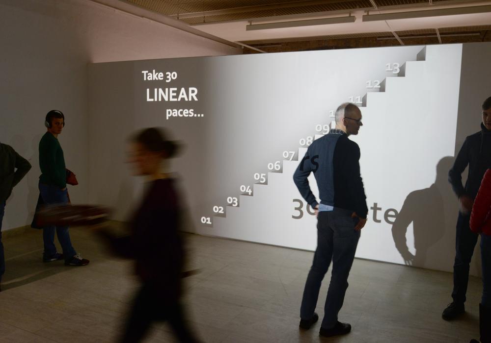 Die beiden neuen Ausstellungen laufen noch bis zum 02. Februar 2020. Foto: Kunstverein Wolfsburg