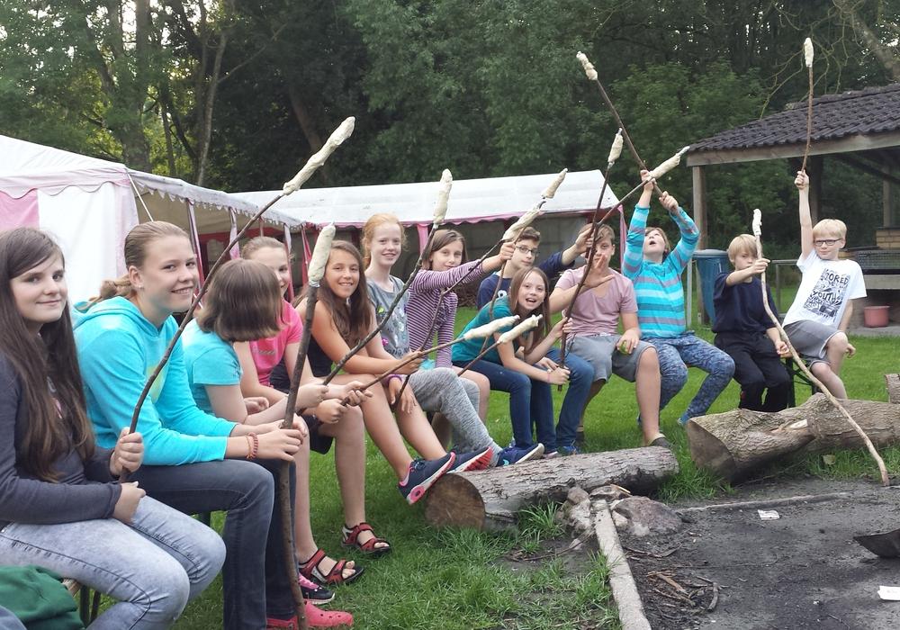 Für eine Kinderferienaktion der ev. Jugend sind noch Plätze frei. Foto: Strobach