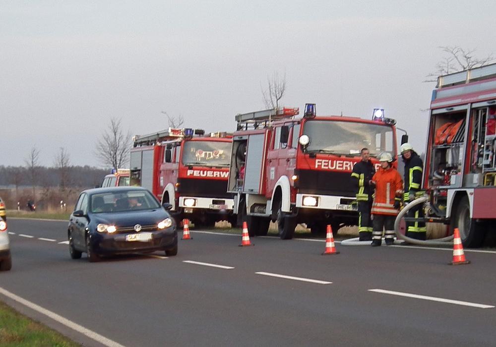 """Die Verkehrwacht bietet eine Fortbildung zum Thema """"Sonderrechte"""" für die Feuerwehr an. Symbolfoto: Kreisverkehrswacht"""