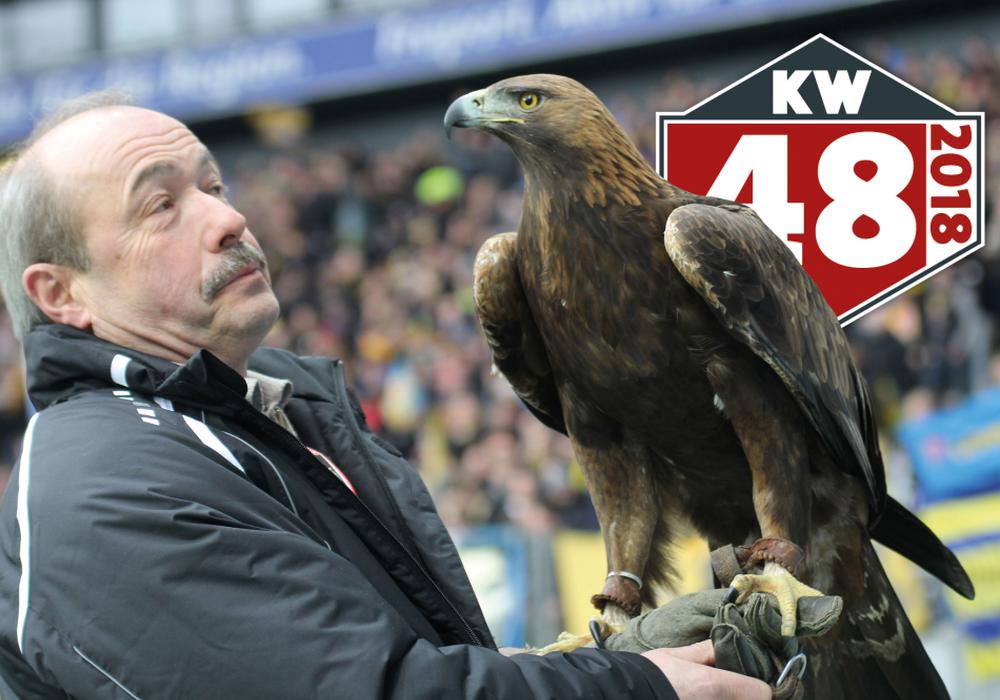 Ein Adler-Wochenende für einige unserer regionalen Teams. Foto: Frank Vollmer/Archiv