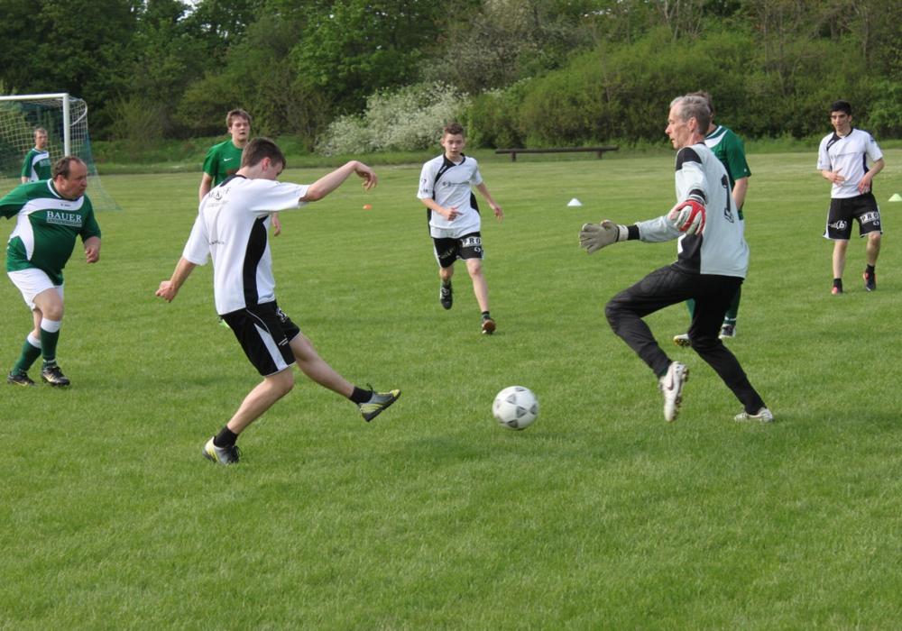 In Braunschweig wurde ein inklusives Fußballturnier schon erfolgreich durchgeführt. Foto: Freiwilligen Agentur