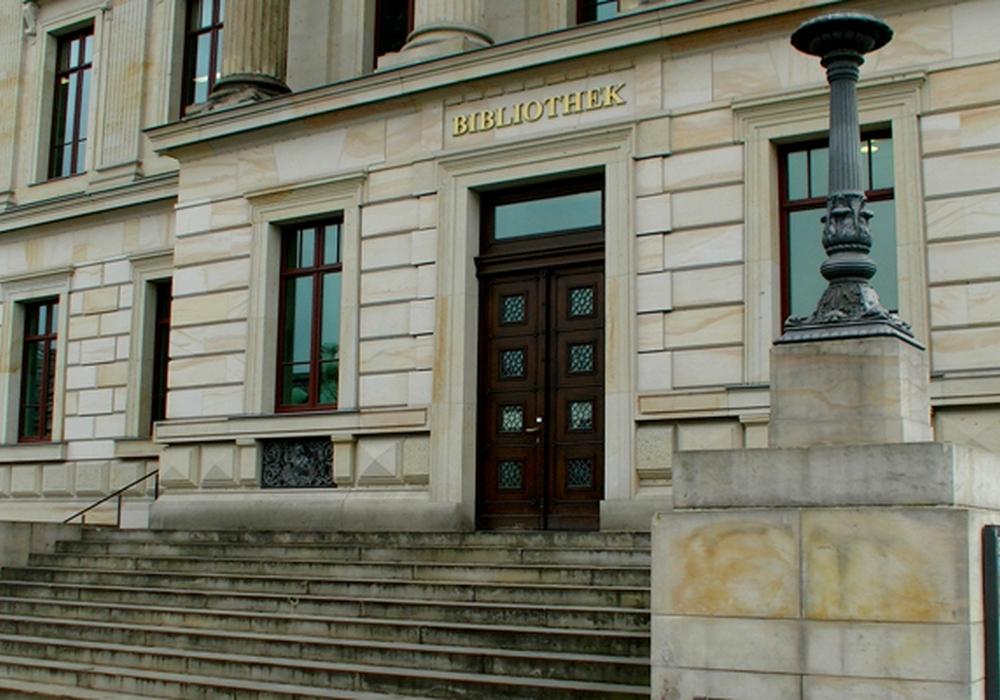 Stadtbibliothek in Braunschweig, Foto: Archiv