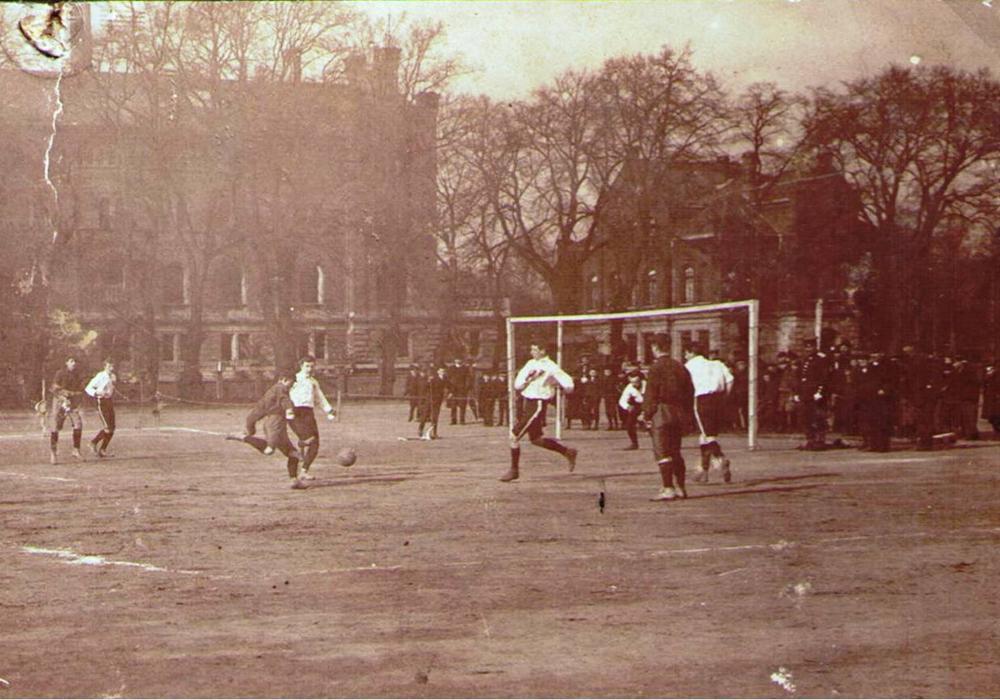 Konrad Koch gilt als der Wegbereiter des deutschen Fußballs. Foto: Archiv Kurt Hoffmeister