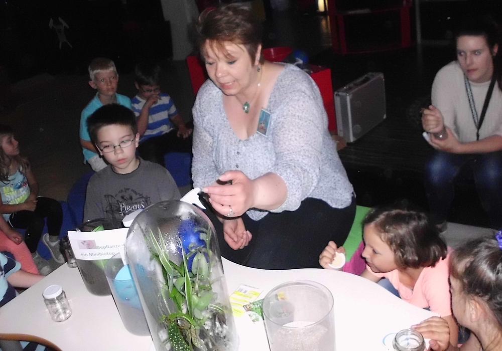 Die Kinder hatten spannende Stunden im Erlebnismuseum. Foto: Samtgemeinde Elm-Asse