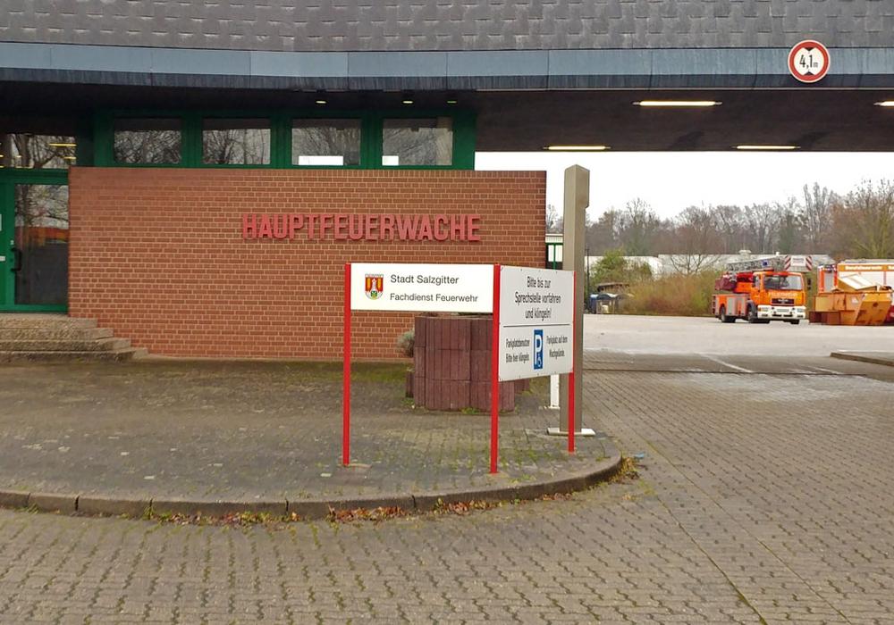 Die Feuerwehr sorgt 24/7 für Sicherheit in Salzgitter. Foto: Alexander Panknin