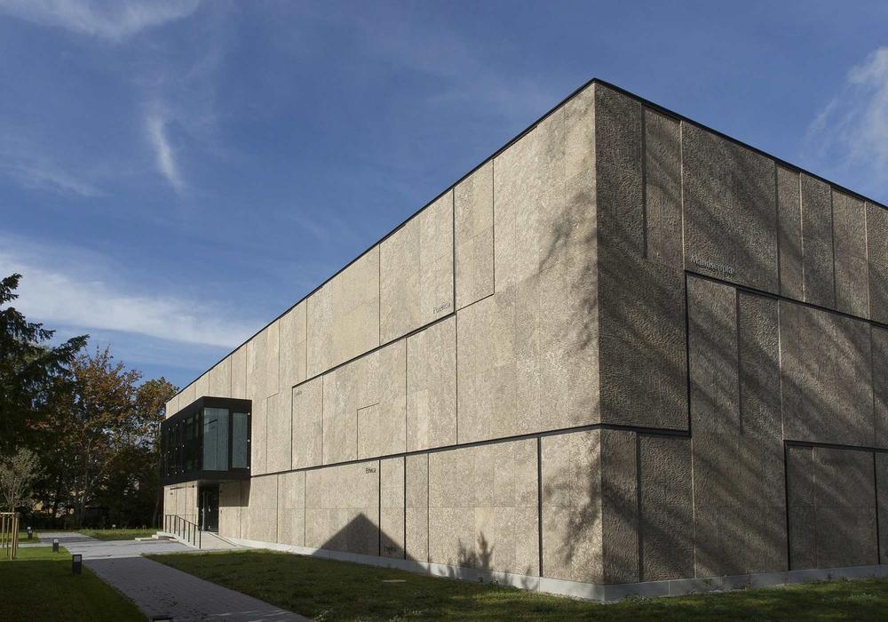 Führung durch das neue Magazingebäude der Herzog August Bibliothek. Foto: HAB