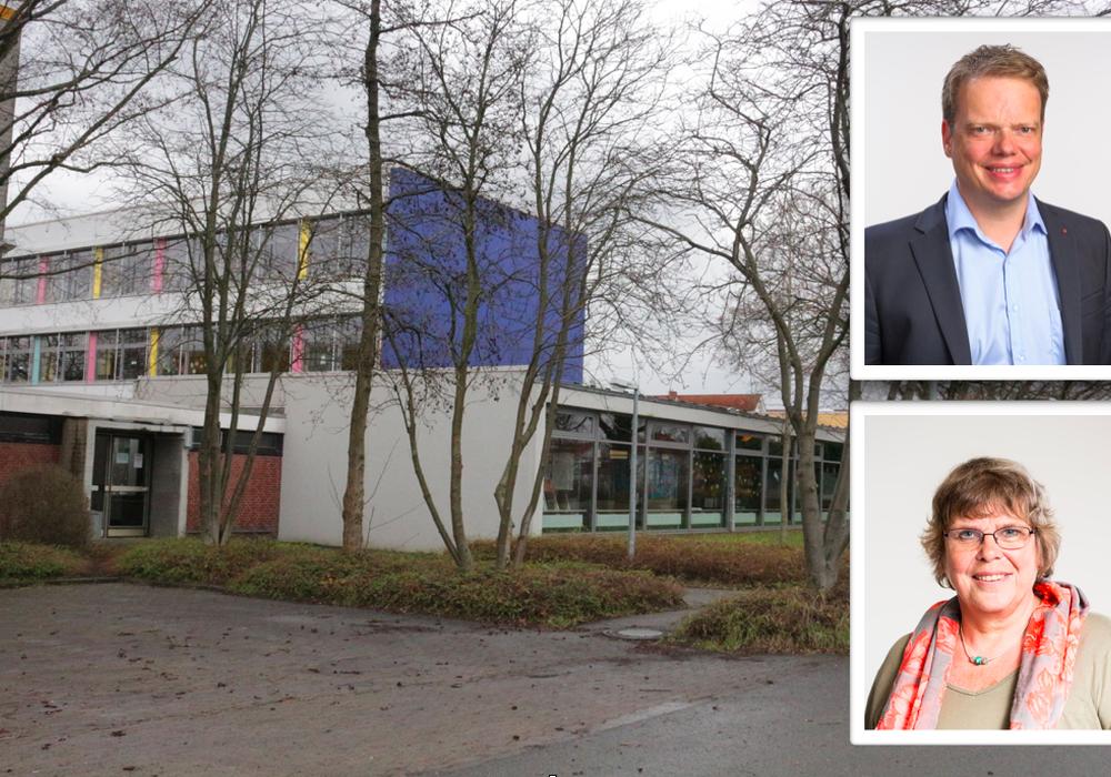 Die Rats-SPD Braunschweig will die Entwicklung von Ganztagsschulen ausbauen.  Dr. Elke Flake und Christoph Bratmann stellten ihren Antrag vor. Foto: Anke Donner
