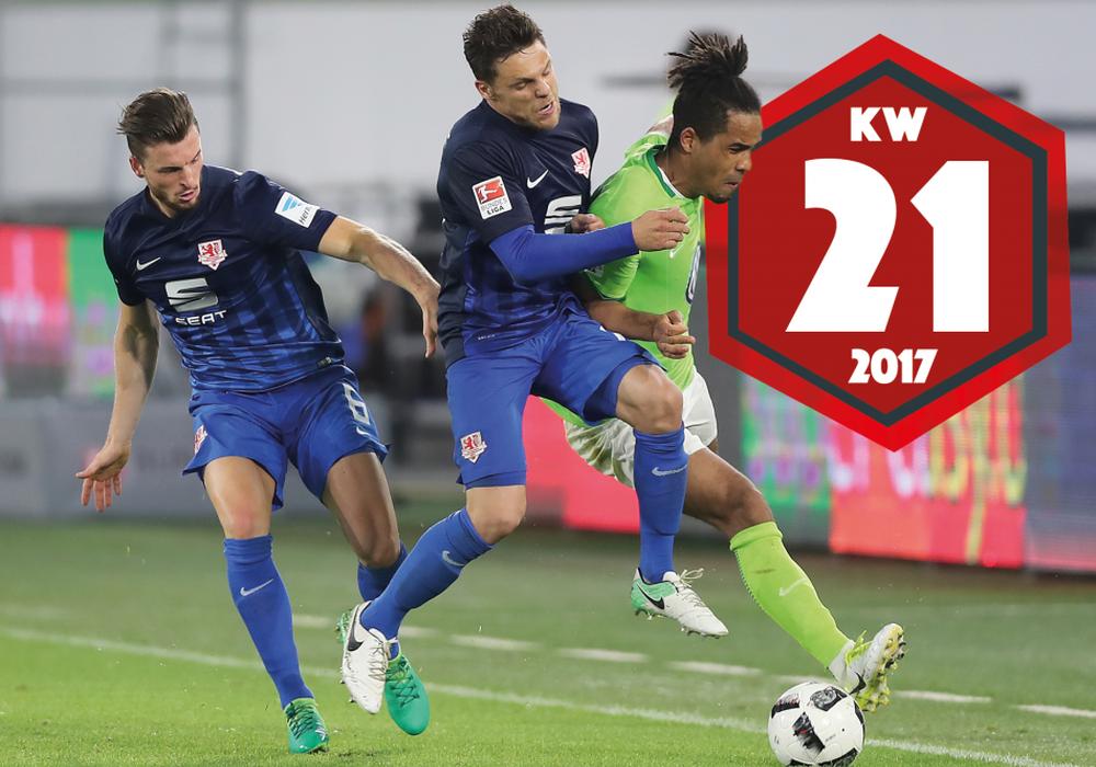 Relegation Teil 2 am Montagabend. Foto: Agentur Hübner
