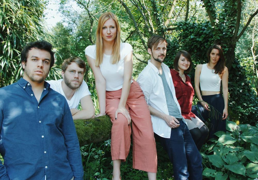 Die sechs Kölner Musiker kommen im Januar nach Wolfenbüttel. Foto: privat