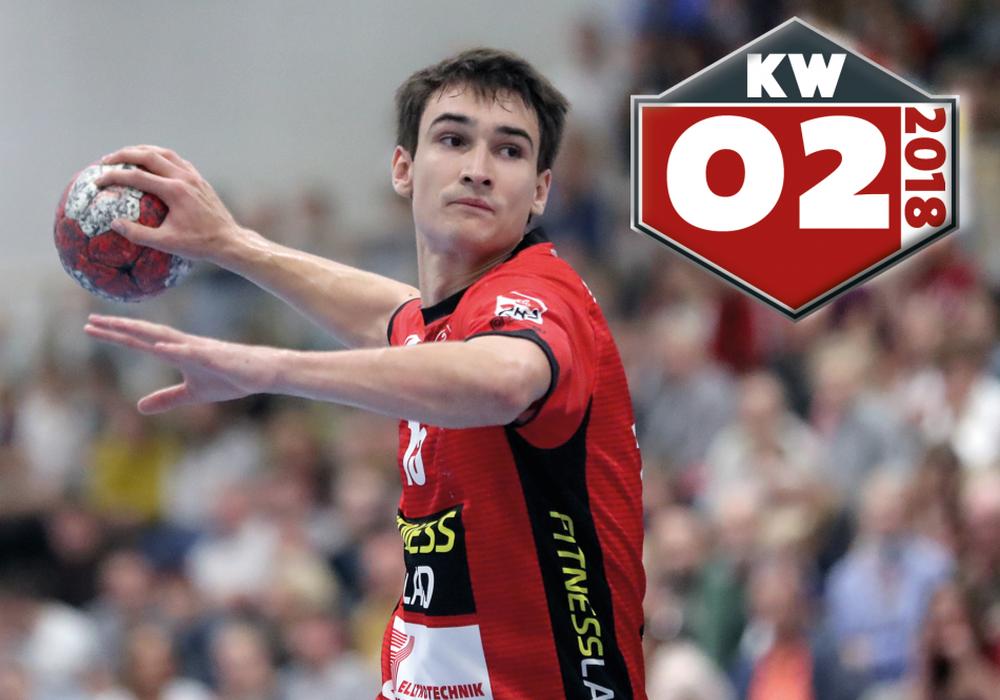 Die Handballer des MTV und ihr Leistungsträger Philipp Krause greifen wieder ins Geschehen ein. Foto: Agentur Hübner