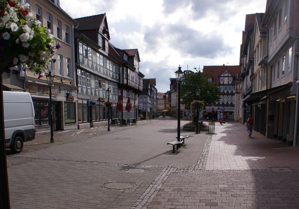 In Zukunft könnte in Teilen der Fußgängerzone der Einzelhandel der Vergangenheit angehören. Foto: Archiv