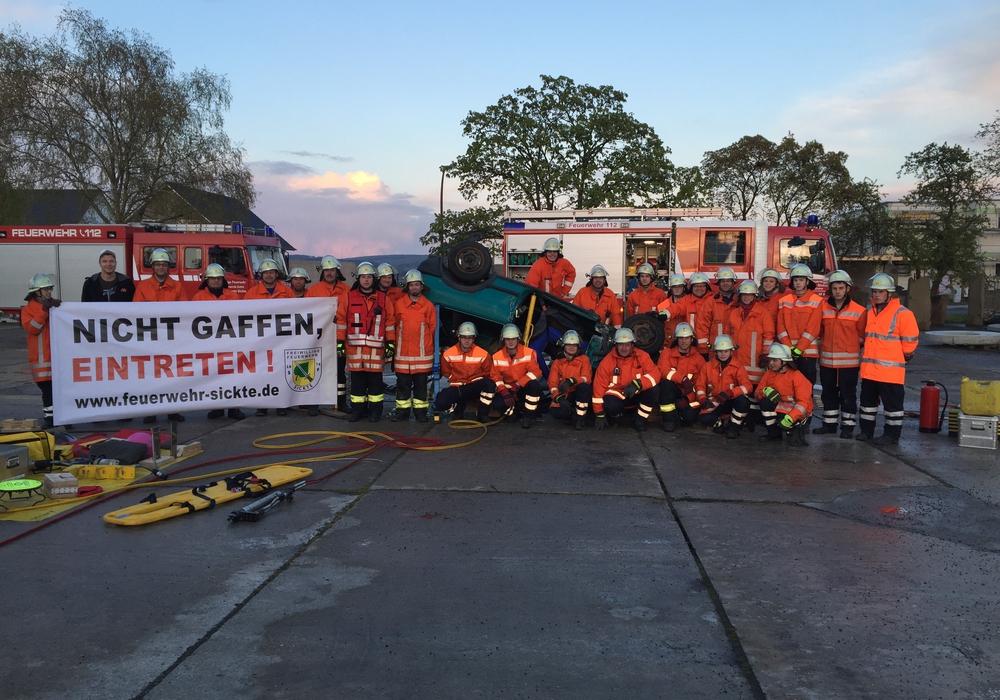 Foto: Feuerwehr Sickte