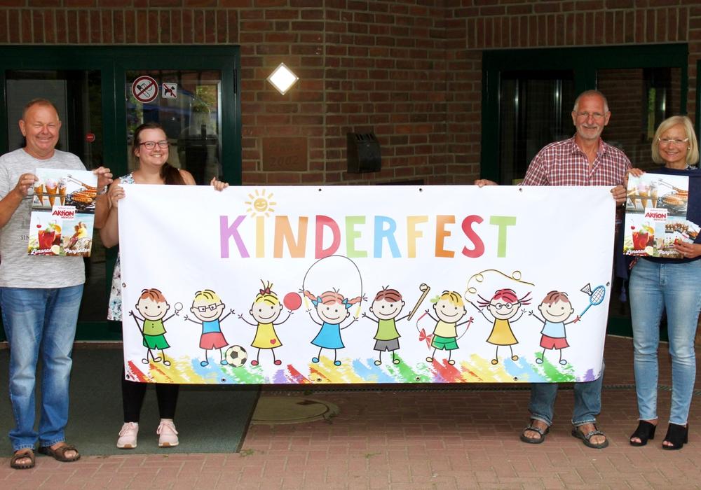 Die Organisatoren freuen sich auf das Kinderfest. Foto: Kontaktstelle Oderwald sozial