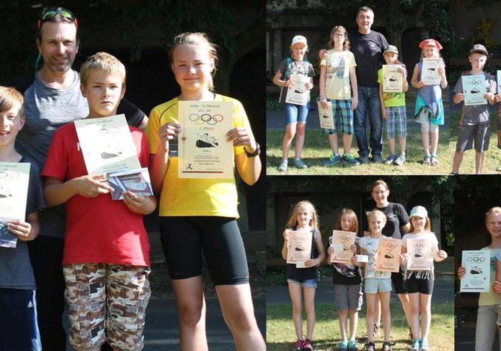 Die Teilnehmer der  Kanuolympiade des Jugendzentrums hatten viel Spaß. Foto: Stadt Wolfenbüttel
