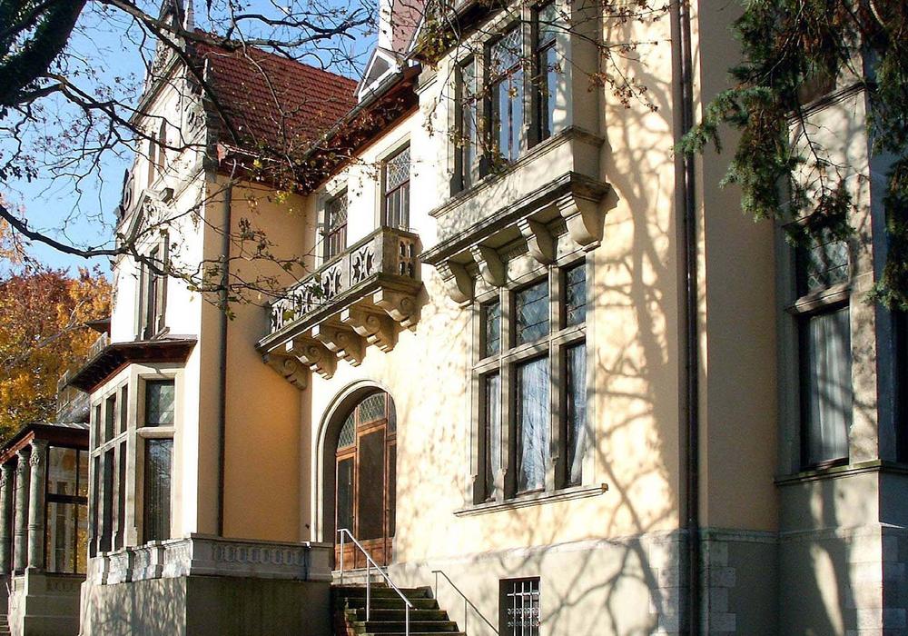 Die originalgetreu ausgestattete Gründerzeitvilla Seeliger öffnet ihre Türen für Besucher - nur eines der Highlights beim diesjährigen Tag des offenen Denkmals. Foto: Stadt Wolfenbüttel
