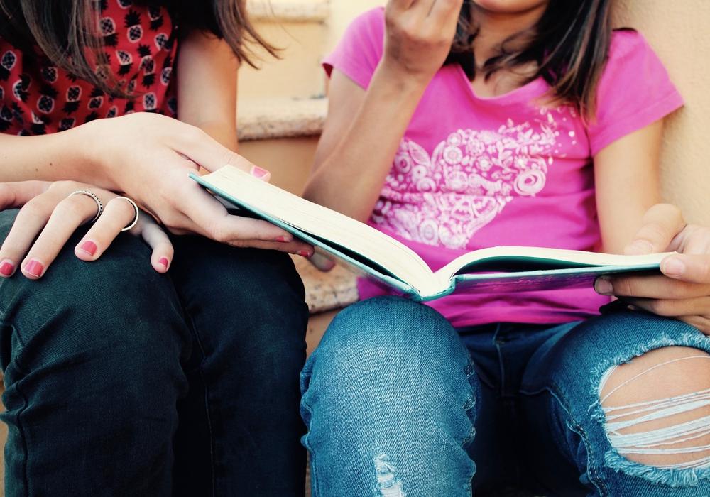 Morgen dreht sich alles ums Thema Vorlesen. Symbolfoto: pixabay