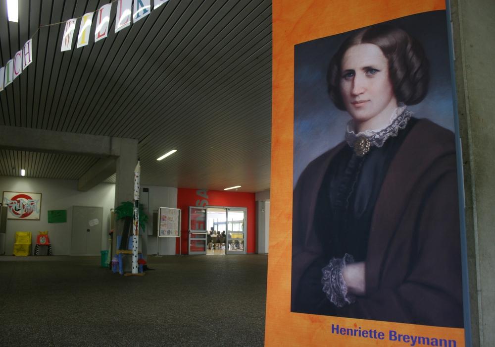 """Wolfenbüttel wird am 18. September um 14 Uhr zum """"frauenORT Henriette Schrader-Breymann"""" ernannt."""