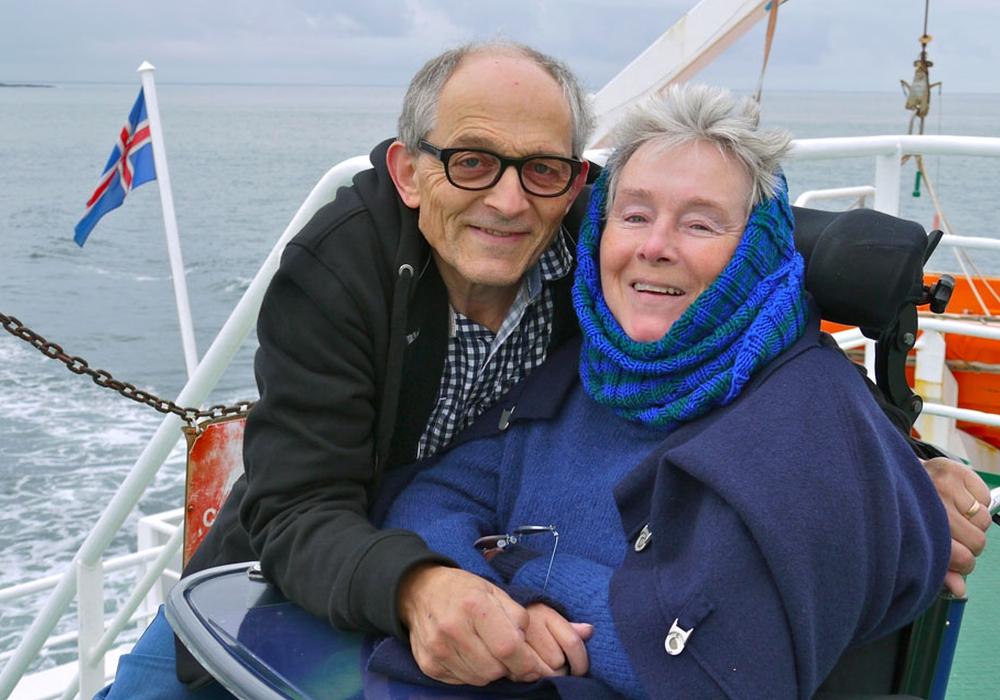 Niggi, leidenschaftlicher Fotograf und Tüftler, hat seine Annette schon gefunden. Foto: Rise and shine Film