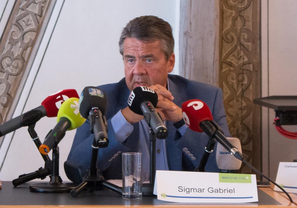 Sigmar Gabriel hat sein Bundestagsmandat niedergelegt und wird nicht erneut zur Wahl antreten.