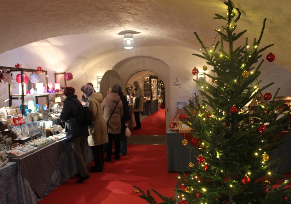 Neben anderen Veranstaltungen öffnet morgen auch der Adventsmarkt in der Kommisse wieder seine Tore. Foto: Jan Borner