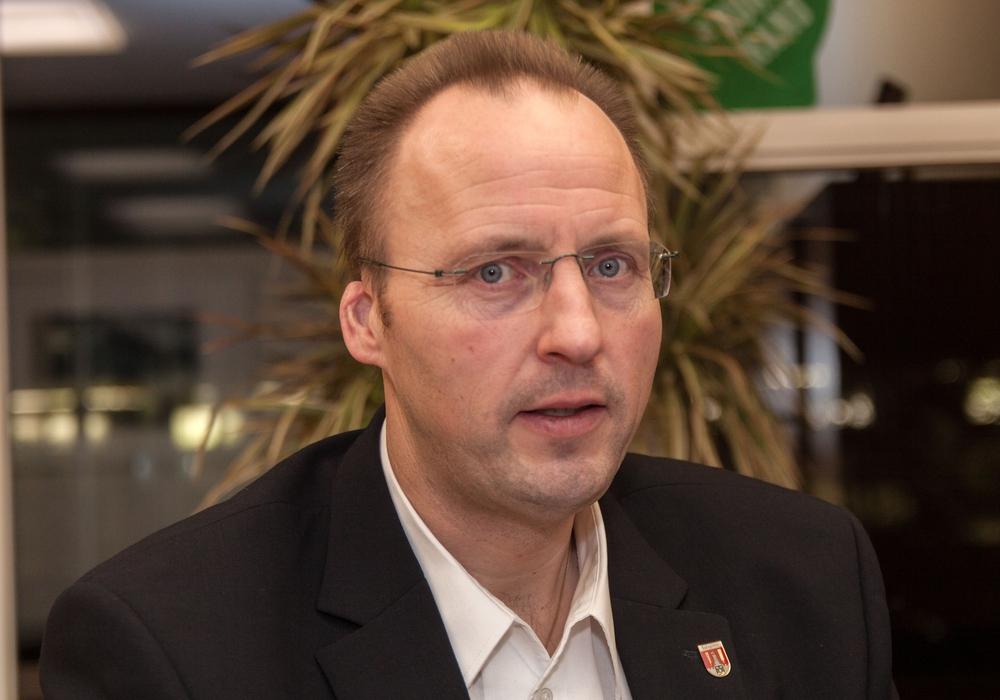 Stefan Roßmann. Foto: Rudolf Karliczek