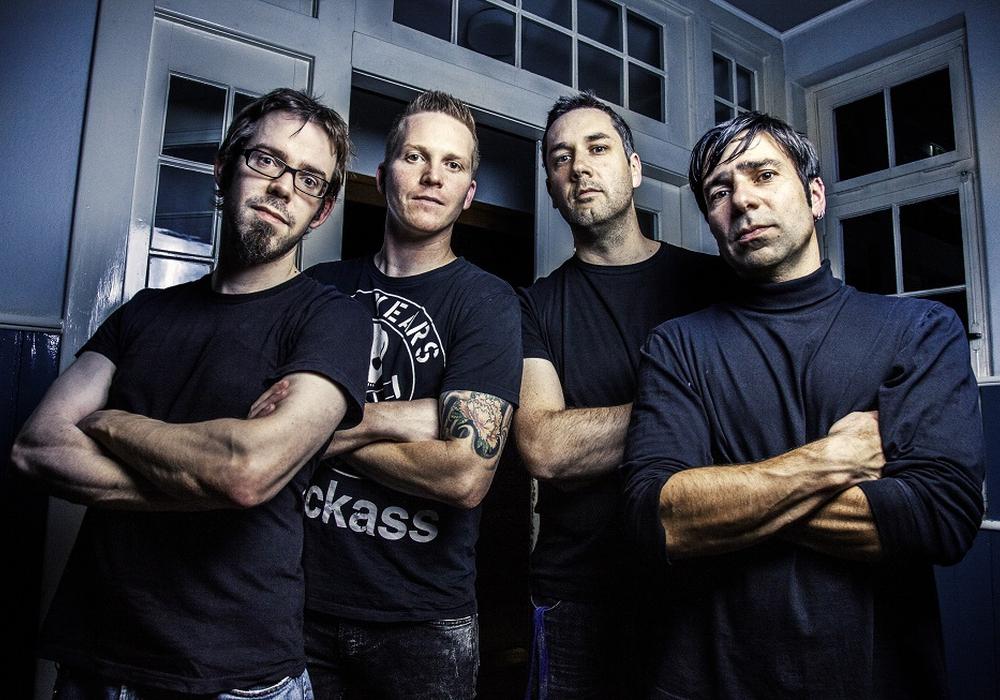 Die Band Neoton. Foto: Simon Zoltan