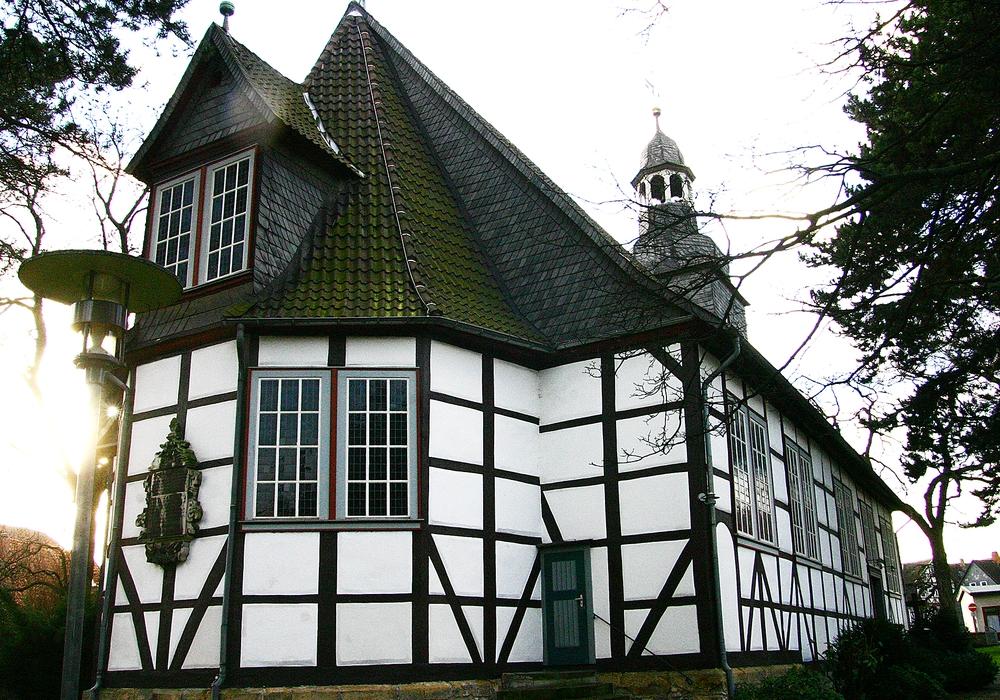Der SPD-Ortsverein Auguststadt/Weiße Schanze lädt zu einer Führung in der St. Johanniskirche. Foto: Thorsten Raedlein