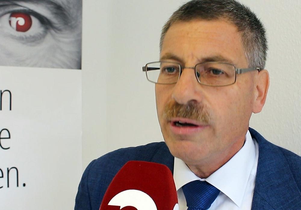 Jürgen Pastewsky hat den Einzug in den Landtag nur knapp verpasst. Foto: Archiv/Nick Wenkel