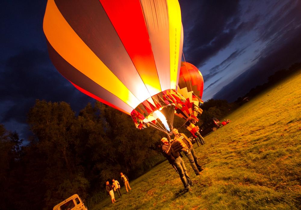 Auch Modellballone werden an den Start geben. Foto: Sportgemeinschaft Aero Salzgitter e.V.