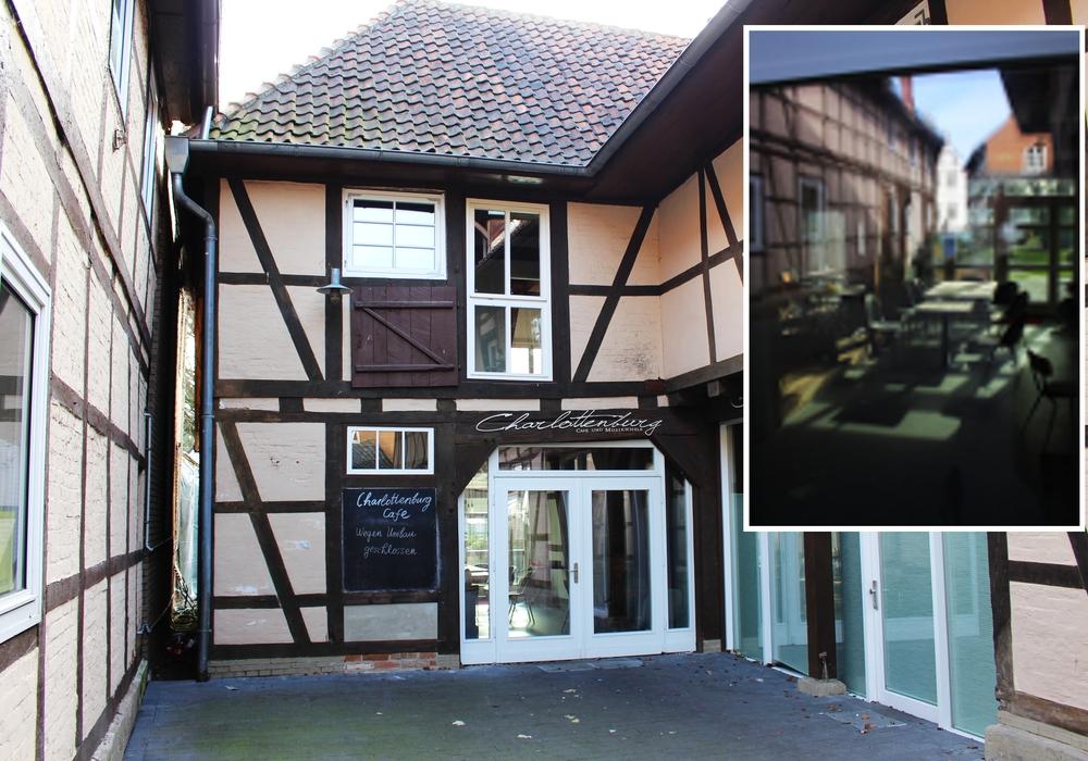Seit Anfang März ist das Café Charlottenburg geschlossen. Foto: Sandra Zecchino
