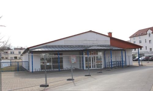 Das ehemaliges Netto-Gebäude wurde abgerissen. Archivbild Foto: Archiv