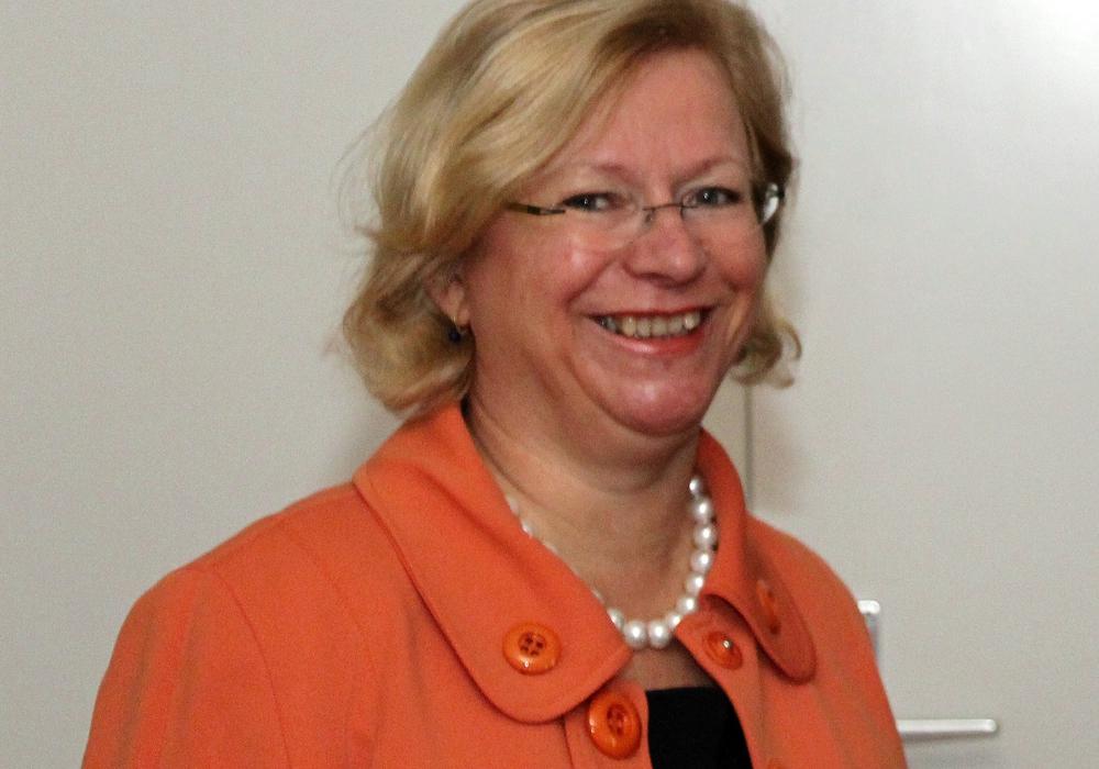 Heidemarie Mundlos, Landtagsabgeordnete der CDU. Foto: Siegfried Nickel