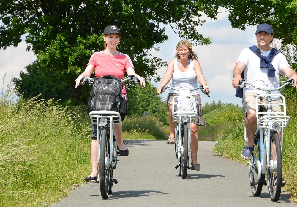 WMG veranstaltet die Sieben-Berge-Fahrrad-Tour. Foto: WMG
