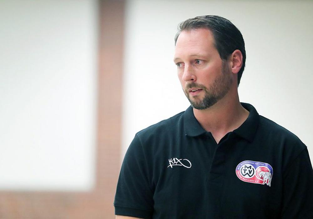 Trainer Steven Esterkamp sieht einige wichtige Attribute beim US-Zugang. Foto: Agentur Hübner/Archiv