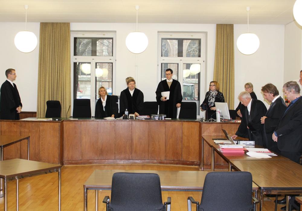 Am Dienstag wurde der Angeklagte vom Vorwurf freigesprochen, seine Frau getötet zu haben. Foto: Archiv/Anke Donner