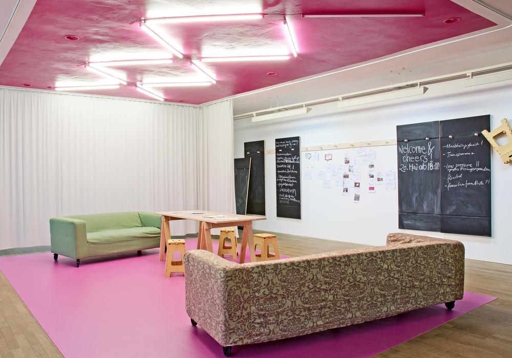 Dein.Raum. Foto: Stadt Wolfsburg