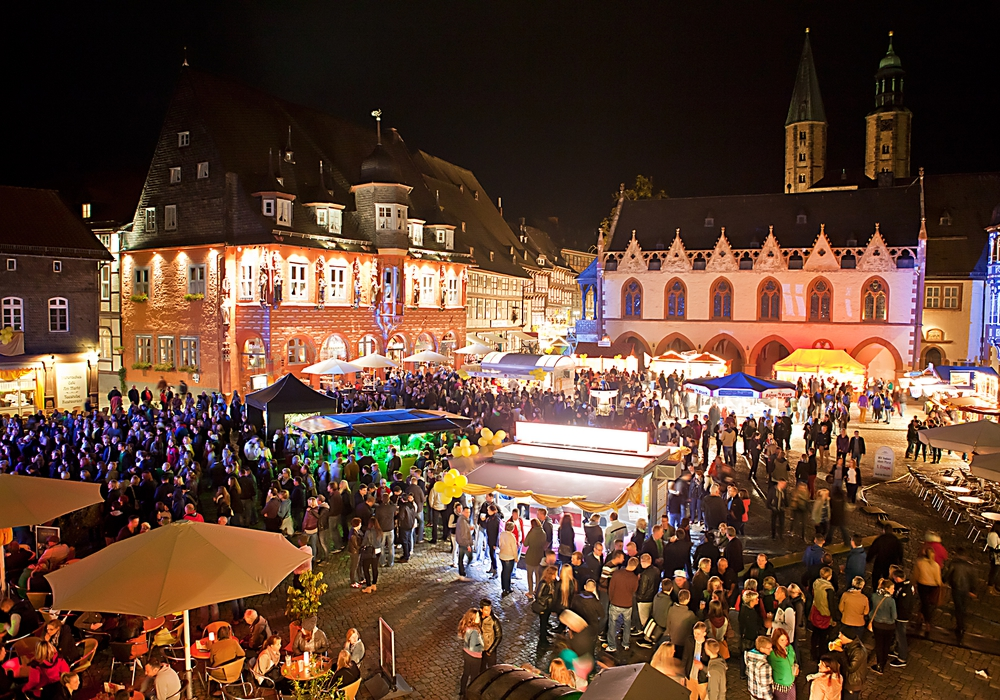 Die Altstadt wird sich wieder mit vielen Menschen füllen. Fotos: Goslar Stadtmarketing/Oliver Heine