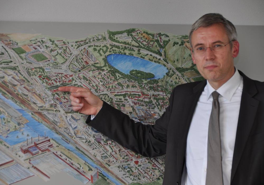 Kai-Uwe Hirschheide könnte neuer Stadtbaurat werdne. Foto: Stadt Wolfsburg