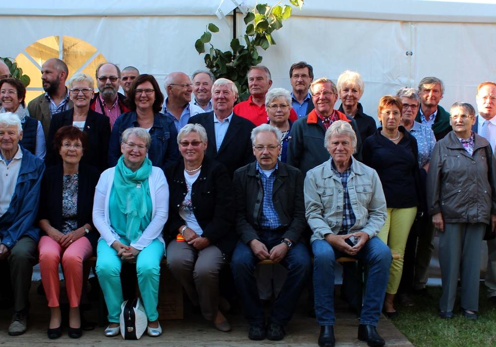 """In Veltheim/Fallstein, wird seit mehreren Tagen mit gelungenen Veranstaltungen """"1050 Jahre Veltheim"""" gefeiert. Fotos: Privat"""