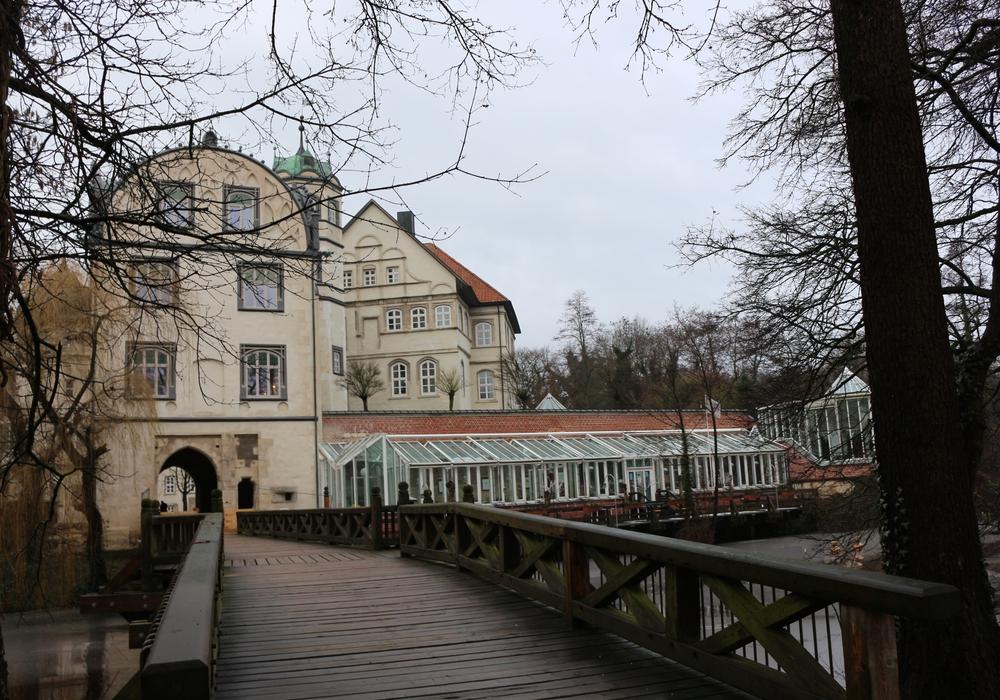 Im Schloss Gifhorn findet die Einbürgerungsfeier statt. Foto: Robert Braumann