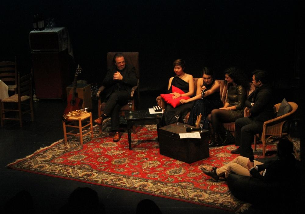 Das LOT-Theater feierte sein 20. Jubiläum. Foto: LOT-Theater