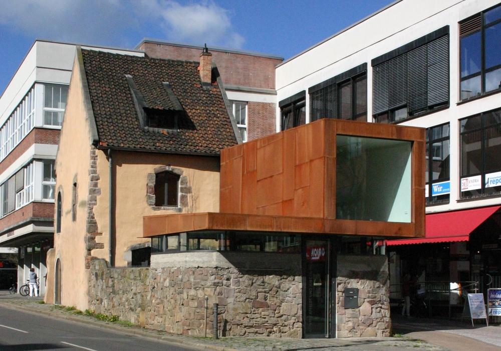 Die Kemenate an der Hagenbrücke gehört zu den neu bewerteten Objekten. Fotos: AG Gebautes Erbe